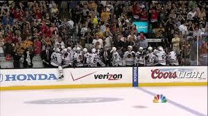 Blackhawks score twice in 17 seconds to win Stanley Cup - YouTube