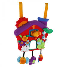 Подвесная <b>игрушка Red Box</b> Музыкальный активный домик ...