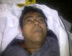 El cadáver del máximo dirigente de las FARC, Alfonso Cano / Leonardo Muñoz (EFE) - 1320485598_462287_1320502789_sumario_normal