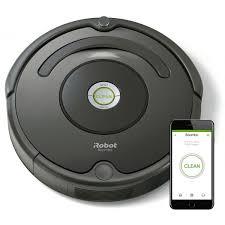 <b>Робот</b>-<b>пылесос iRobot Roomba 676</b> 67604RND - Roomba в ...