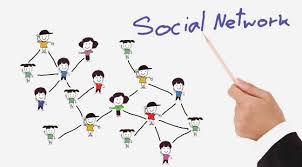social media guidelines   new jersey league of municipalitiessocial network diagram showing boys and girls connected to each other