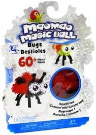 """""""<b>Конструктор</b>-<b>липучка</b> """"<b>Maomao Magic Ball</b>"""" (60+ элементов, 4 ..."""
