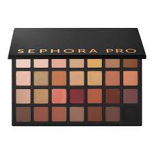 Buy <b>Sephora Collection</b> Sephora <b>Pro</b> Warm Eyeshadow Palette ...