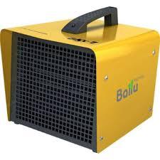 <b>Тепловая пушка</b> электрическая <b>Ballu BKX</b>-<b>7</b> желтый — купить ...