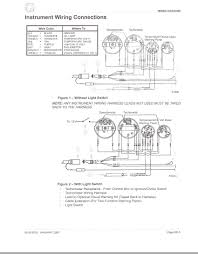 yamaha outboard wiring harness diagram solidfonts wiring diagram for mercury outboard gauges maker