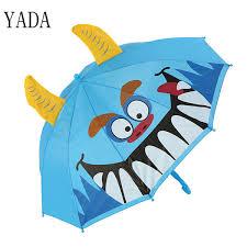 2019 <b>YADA Cute</b> Cartoon Children Umbrella For Boys Girls ...