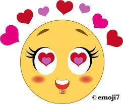 תוצאת תמונה עבור love emoji