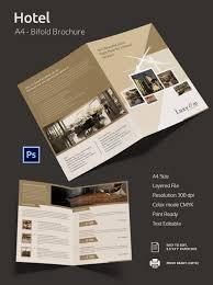 14 popular psd hotel brochure templates premium templates hotel a4 bi fold brochure template