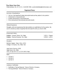 start rating nurse resume templates   resume template databasenursing resume templates microsoft word format