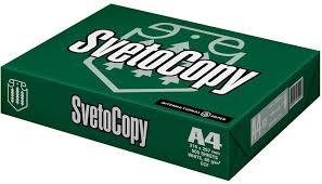 <b>Бумага</b> для принтера <b>Svetocopy</b>, <b>А4</b>, <b>500</b> листов - купить по цене ...