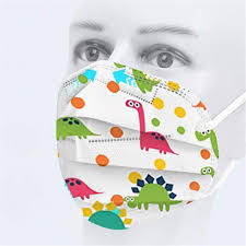 <b>20PCS Children KN95 Anti</b> Pollution Masks Dust PM2.5 Face Masks ...