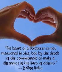 Hospice Volunteer Quotes. QuotesGram