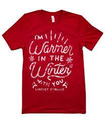 <b>Lindsey Stirling Warmer</b> Shirt