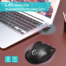 <b>G835</b> Wireless Gaming Mouse 6 Button <b>2400 DPI</b> LED Optical USB ...