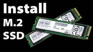 How to Install Windows on an M.2 SSD (NVMe or AHCI) - YouTube