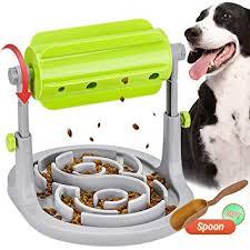Interactive Cats Toys Dogs Slow Feeder Food Treats ... - Amazon.com