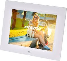 Купить <b>цифровую фоторамку Digma PF-833</b> White по выгодной ...