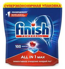 Средства для посудомоечных машин <b>FINISH Таблетки</b> купить с ...
