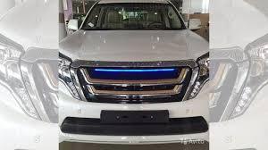 """<b>Решетка радиатора с подсветкой</b> """"Modellista"""" Toyota купить в ..."""