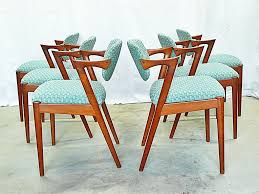 Danish Modern Dining Room Set Danish Modern Dining Chairs Mid Century Modern Dining Table And