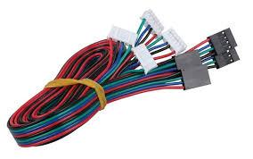 <b>Free Shipping High</b> quality <b>4pcs</b> 100cm/200cm DuPont cable 4pin ...