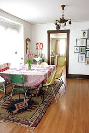 dining room furniture modern boho chic rug tulips boho style furniture