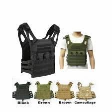 <b>HYBON</b> Security Tactical Vest Self Defense Supplies Military Molle ...