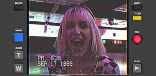 VHS Camcorder (VHS Cam) Retro 80s Cam - Apps on Google Play