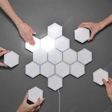 <b>New Quantum Lamp</b> Led Modular Touch Sensitive Lighting ...