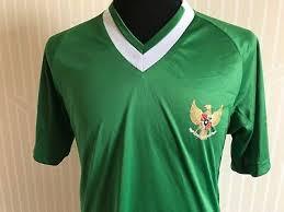 INDONESIA BHINNEKA TUNGGAL IKA FOOTBALL SHIRT MEN'S ...