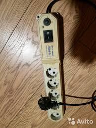 <b>Сетевой фильтр ZIS Pilot</b>-GL - Бытовая электроника, Оргтехника ...