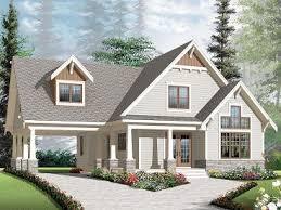Bungalow House Plans   The House Plan ShopBungalow Home Plan  H