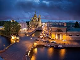 Znalezione obrazy dla zapytania San Petersburg