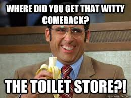 funny comeback memes - Google Search | H U M O R | Pinterest ... via Relatably.com