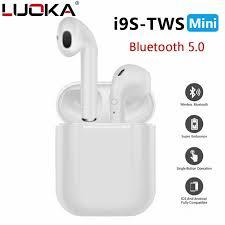 <b>Hot Sell</b> LUOKA i9s TWS Mini Wireless <b>Bluetooth Earphone</b> Stereo ...