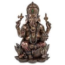 <b>Статуэтка</b> «<b>Ганеш</b> - Бог мудрости и благополучия» WS-461 nel ...