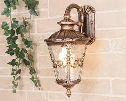 Diadema D черное золото <b>уличный</b> настенный светильник