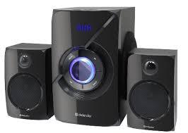Компьютерные <b>колонки Defender X420</b> 40Вт, Bluetooth, FM/MP3 ...