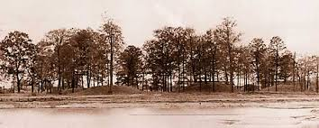 Great Mound of the Rouge River, Detroit River region, Ancient