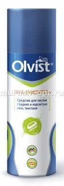 <b>Аэрозоль</b> Пена Очиститель <b>Olvist</b> 150мл (12) - купить в Тамбове