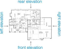 How to  House Plans   ElevationsAs an example  let    s look at a house in D  We    ll use our recently design Boston house plan