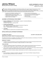 resume of marketing manager cipanewsletter marketing and communications resume marketing manager resume
