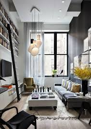 narrow living room love the lights livingroom interior design sofas flooring ceiling lighting