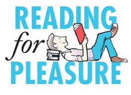 Image result for reading for pleasure
