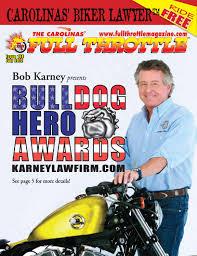 by the carolinas full throttle magazine issuu
