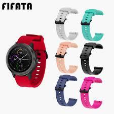 For Garmin Venu/Vivoactive 3 HR/245/645 <b>Smart Watch</b> ...