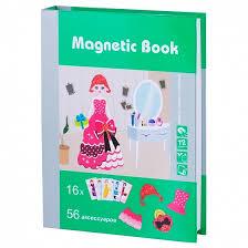 <b>Развивающая игра Magnetic Book</b> На бал - купить в Москве: цены ...