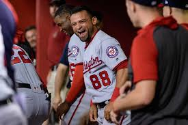 Parra, Dozier become latest Nats position players to pitch ...
