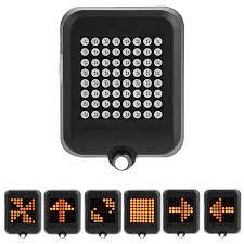 TOPINCN Outdoor Rainproof LED <b>Bike Turn</b> Signal Taillight <b>Cycling</b> ...