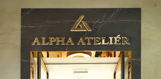 Alpha atelier: fashion for men